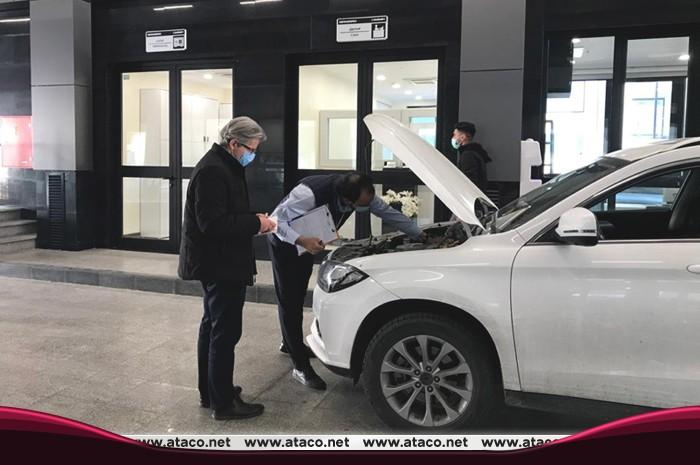 مدیر تعمیرگاه مرکزی گروه بهمن: با اتمام فاز دوم مدرن ترین مرکز خدمات خودرویی بهمن، ظرفیت پذیرش دو برابری محقق می شود