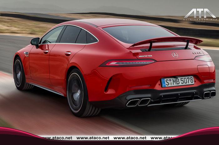 معرفی مرسدس (AMG GT63 S E Performance)